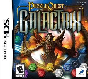 Puzzle Quest Galactrix Nintendo DS Game