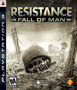 Resistance Fall of Man - PS3 Game
