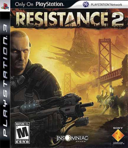 Resistance 2 - PS3 Game