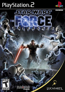 Star Wars The Force Unleashed PlayStation2 Game