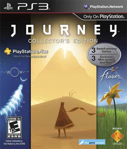 Journey Collector's Edition - PS3 Game