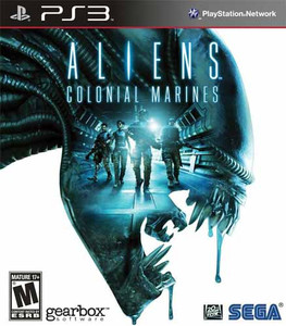 Aliens Colonial Marines - PS3 Game