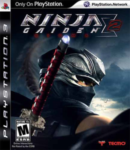 Ninja Gaiden Sigma 2 - PS3 Game