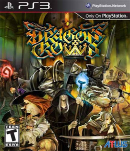 Dragon's Crown - PS3 Game