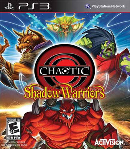 Chaotic Shadow Warriors - PS3 Game