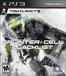 Splinter Cell Blacklist - PS3 Game