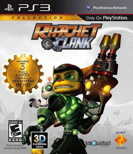 Ratchet & Clank Collection - PS3 Game