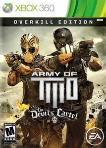 Army of Two Devil's Cartel - Xbox 360 Game