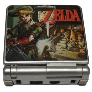 Game Boy Advance SP Zelda Handhled System