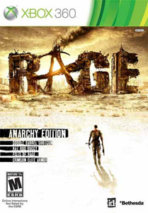 Rage Anarchy Edition - Xbox 360 Game