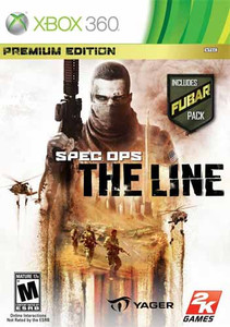 Spec Ops The Line Premium Edition - 360 Game