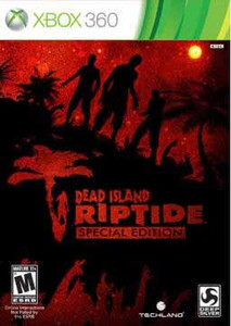 Dead Island Riptide Special Edition - 360 Game