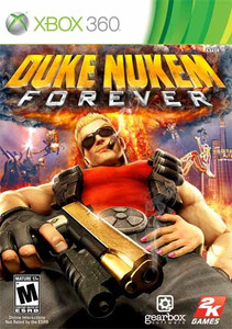 Duke Nukem Forever - 360 Game