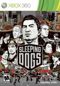 Sleeping Dogs - 360 Game
