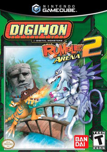 Digimon Rumble Arena 2 GameCube Game