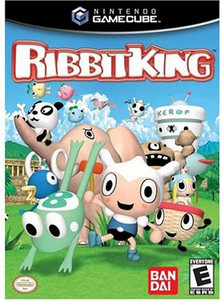 Ribbit King GameCube Game