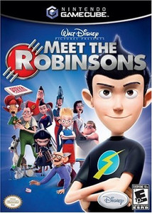 Meet The Robinsons GameCube Game