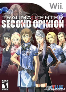 Trauma Center Second Opinion Nintendo Wii Game