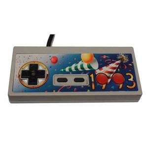 BIRTHDAY Original Skinned Controller NES