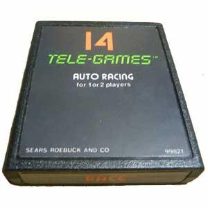 Race Tele-Games 14 - Atari 2600 Game