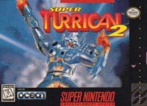 Super Turican 2 Super Nintendo Game