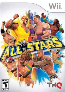 WWE All-Stars Nintendo Wii Game