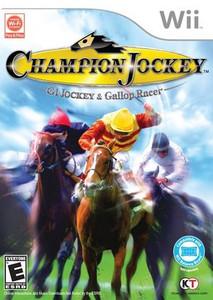 Champion Jockey G1 Jockey & Gallop Racer Nintendo Wii Game