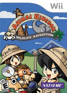 Animal Kingdom Wildlife Expedition Nintendo Wii Game