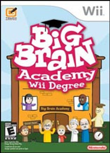 Big Brain Academy Wii Degree Nintendo Wii Game
