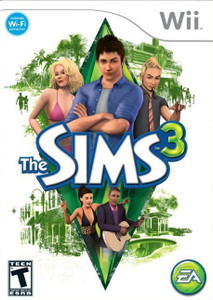 The Sims 3 Nintendo Wii Game