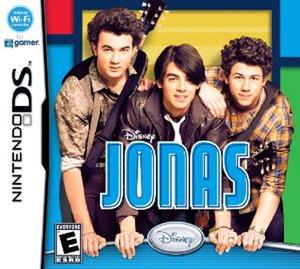 Disney's Jonas - DS Game