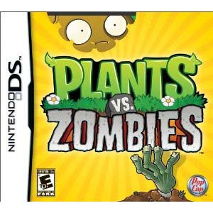 Plants Vs Zombies - DS Game
