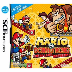 Mario Vs Donkey Kong Mini Land Mayhem