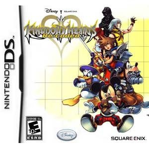 Kingdom Hearts Re:coded - DS Game
