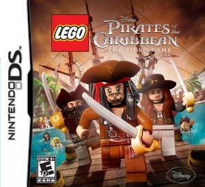 Lego Pirates of the Caribbean - DS Game