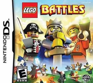 Lego Battles - DS Game