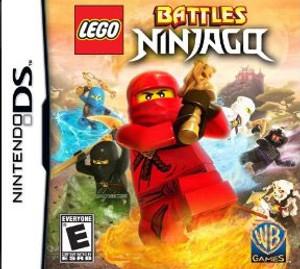 Lego Battles Ninjago - DS Game