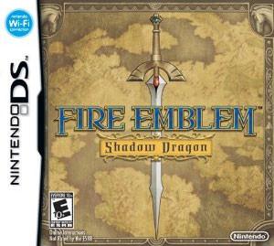 Fire Emblem Shadow Dragon - DS Game