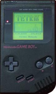 Game Boy System Black - Original Nintendo