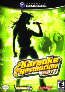 Karaoke Revolution Party - GameCube Game