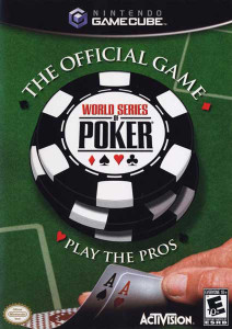 World Series of Poker Gamecube Game