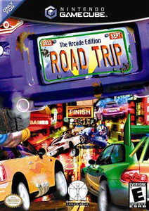 Road Trip Arcade Edition GameCube Game