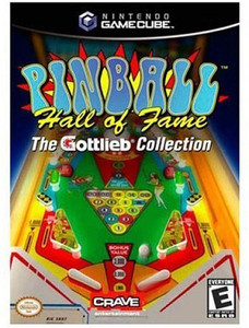 Pinball Hall of Fame Gottlieb - GameCube Game
