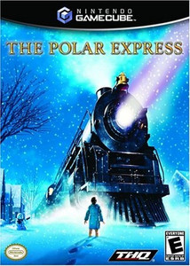 The Polar Express GameCube Game