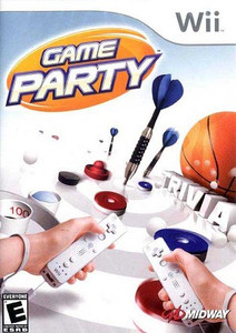 Game Party - Wii Game