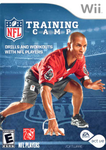 NFL Training Camp Wii Game