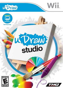 U Draw Studio Wii Game