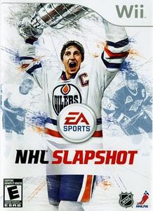 NHL Slapshot Wii Game