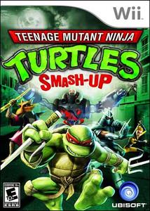 Teenage Mutant Ninja Turtles Smash-Up - Wii Game