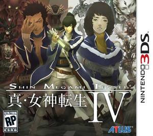 Shin Megami Tensei IV - 3DS Game